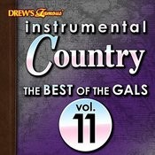 Instrumental Country: The Best Of The Gals, Vol. 11 Songs