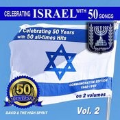 Golden Anniversary To Israel, Vol. 2 Songs
