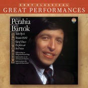 Bartk: Sonata; Improvisations On Hungarian Peasant Songs; Suite; Out Of Doors; Sonata For Two Pianos And Percussion [Great Performances] Songs