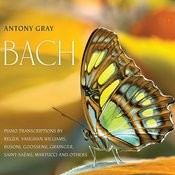 Bach Piano Transcriptions Songs