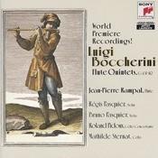 Boccherini: Quintets For Flute, Violin, Viola, And 2 Violoncellos Songs