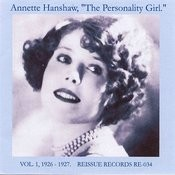 The Personality Girl, Vol. 1: 1926-1927 Songs