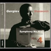 Shostakovich: Symphony No.4 in C minor, Op.43 Songs