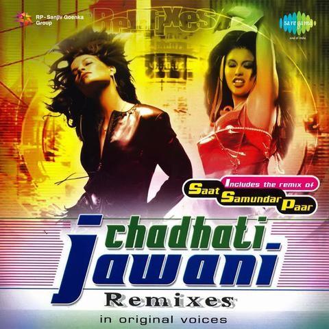 Dj aqeel's 'chadti jawani' remix by dj aqeel | whosampled.