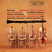 Mozart: Clarinet Concerto In A Major K.622 & Clarinet Quintet In A Major K.581 - Sony Classical Originals Songs