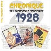 The French Song / Chronique De La Chanson Française [1928], Volume 5 Songs