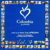 Colombia Es Pasión - Joyas De La Música Colombiana Volume 7 Songs