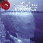 Sibelius: Symphonies No. 2 & 6 Songs