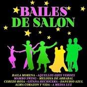 Bailes De Salón Songs