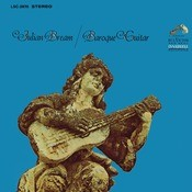 Baroque Guitar Songs