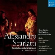 Scarlatti: St. John Passion Songs