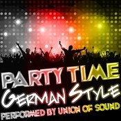 Party Time German Style Songs