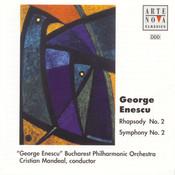 Enescu: Rhapsody No.2, Symphony No.2 Songs