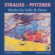 Hans Pfitzner: Sonate, Op.1 / Richard Strauss: Sonate, Op. 6 Songs