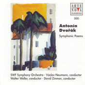 Dvorak: Symphonic Poems Songs