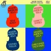 Modern American Viola Music Songs