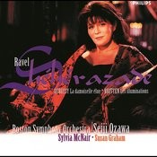 Ravel: Shéhérazade/Britten: Les illuminations/Debussy: La damoiselle élue/ Songs