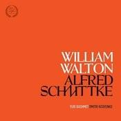 Walton: Viola Concerto - Schnittke: Passacaglia (Live) Songs