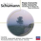 Schumann: Piano Concerto; Cello Concerto, etc. Songs