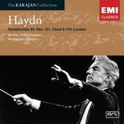 Haydn: Symphony Nos 83, 101 & 104 Songs