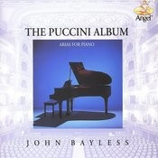 The Puccini Album: Arias for Piano Songs