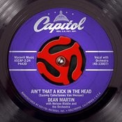 Ain't That A Kick (2-Track Single) Songs