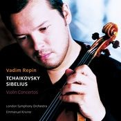 Tchaikovsky & Sibelius : Violin Concertos Songs