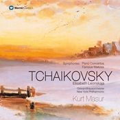 Tchaikovsky : Symphonies Nos 1-6, Piano Concertos Nos 1-3 & Orchestral Works Songs
