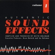 Authentic Sound Effects Vol. 1 Songs
