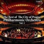 The Best Of The City Of Prague Philharmonic Orchestra Vol. 1 Songs