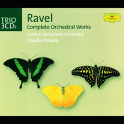 Ravel: Daphnis et Chloë Songs