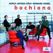 Bachiana I - Music by the Bach Family Songs