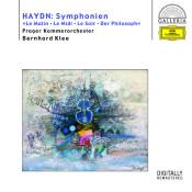 Haydn Symphonies Hob I 6 Le Matin 7 Le Midi 8 Le Soir Songs