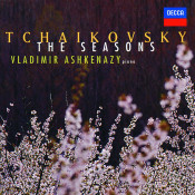 Tchaikovsky The Seasons 18 Morceaux Aveu Passione In E Minor Songs