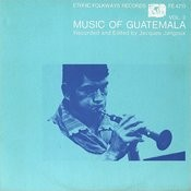 Music Of Guatemala, Vol.2 Songs