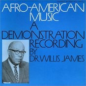 Folkways Records Presents: Afro-American Music - A Demonstration Recording Songs