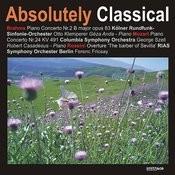 Brahms: Piano Concerto No.2/Mozart: Piano Concerto No.24, Et Al. Songs