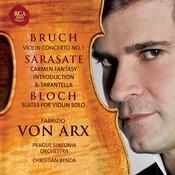 Bruch: Violin Concerto No. 1 / De Sarasate: Carmen Fantasy Songs