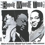 The Boogie Woogie Trio, Vol.1 Songs