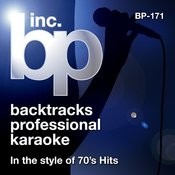 Karaoke - In the style of 70's Hits Songs