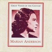 Marian Anderson Sings The Music Of Handel, Giordani, Martini, Schubert, Brahms, Schumann, Sibelius And Verdi Songs
