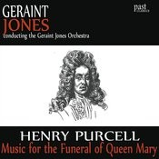 Music For The Funeral Of Queen Mary Songs