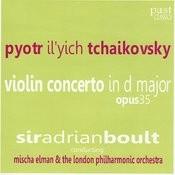 Tchaikovsky: Violin Concerto in D Major, Op. 35 Songs