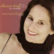 Diana Tash In Recital Songs