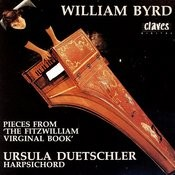 William Byrd/ Harpsichord Works Songs