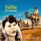 Saliha, The Great Tunisian Singer: History Of Arabic Song - Recordings 1938-1958 Songs