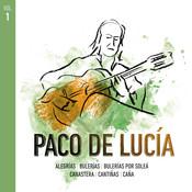 Paco De Lucía Por Estilos (Vol.1) Songs