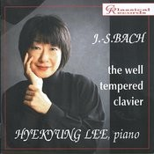 Hyekyung Lee Plays Well Tempered Clavier Songs