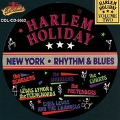 Harlem Holiday - New York - Rhythm & Blues Vol. 2 Songs
