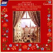 Hummel: Quintet Op.87; Trio Op.12; Viola Sonata Op.5/3 Songs